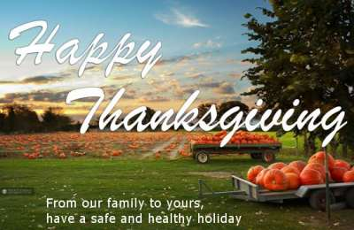 HAPPY THANKSGIVING TO ALL NATIONAL JUNIOR HOCKEY PLAYERS,COACHES, AND PARENTS