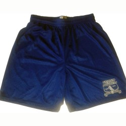 NJPHL Workout Shorts - Navy