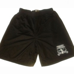 NJPHL Workout Shorts - Black