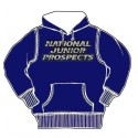 NJP Hooded Sweatshirt - Royal